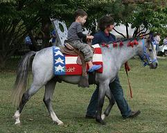 Boys Cowboy Birthday Pony